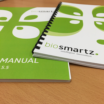 how to design a training manual